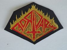MORTUARY EMBROIDERED PATCH