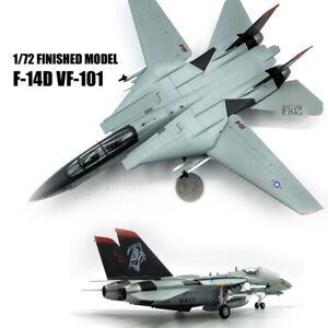 USA F-14D VF-101 1/72 aircraft plane Easy model