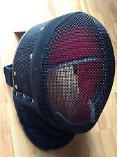 NUOVO Hema SCHERMA maschera di livello 1 350N Red Dragon Taglia L