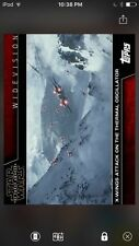 Topps Star Wars Digital Card Trader X-Wings Attack Widevision Insert