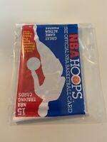MINT 1989 NBA Hoops Basketball Unopened Wax Pack Michael Jordan Top Card PSA 10?