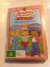 Strawberry Shortcake: Berry Best Friends Region4 DVD - NEW