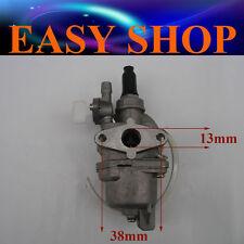 13mm Carburettor Carby 43 47 49cc BIKE DIRT PIT PRO POCKET ROCKET ATV QUAD MINI