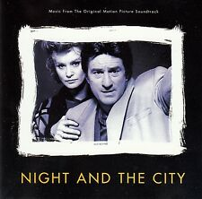 NIGHT AND THE CITY : MUSIC FROM THE ORIGINAL MOTION PICTURE SOUNDTRACK / CD