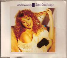 AUDREY LANDERS - santa maria goodbye CD SINGLE 3TR 1991