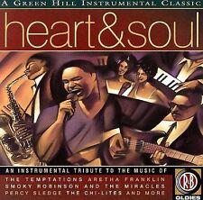 Sam Levine : Heart & Soul: R&B Oldies New Age 1 Disc Cd