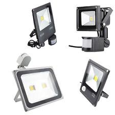 LED Flood Light PIR Motion Sensor 220V Spotlight Landscape Garden High Power