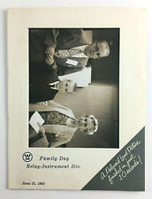 Polaroid Land Camera Advertising Brochure With Photograph Vintage 1963