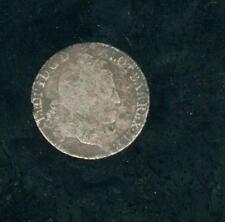 Lorraine, monnaie d'argent de Léopold 1728 aux alérions