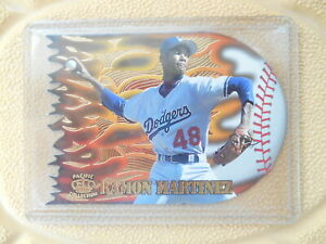 1996 Pacific Prisms Flame Throwers #FT9 Ramon Martinez  Low Shippig!!!