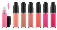 MAC Retro Matte Liquid Lipcolour 0.17 oz / 5ml Your Choose Colors 100% Authentic