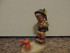 "Vintage Goebel Hummel collectible ""Sensitive Hunter"" 6/0 Figurine figure"