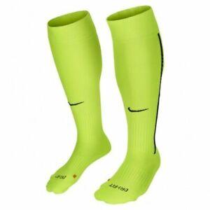 Nike Vapor Soccer Socks Cushioned Dri-Fit Socks Over the Calf- (Women's/Youth)