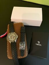 Yema Superman Dive Watch - Made in France