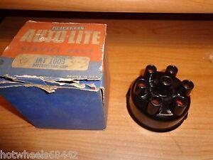 NOS Autolite 1949-1956 Henry J Hudson Studebaker Willys 6 Distributor Cap
