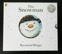 THE SNOWMAN BY RAYMOND BRIGGS HB BOOK AND CD IN SLIPCASE 2008