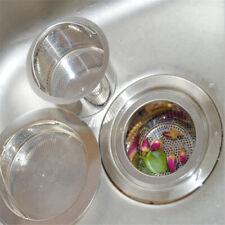 New listing Kitchen Sink Drainer Lid Pool Basket Water Funnel Colander Bucket Filter Plug
