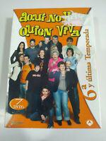 Aqui No Hay Quien Viva Sexta Temporada 6 Completa - 7 x DVD Castellano