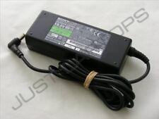 Genuino, originale Sony Vaio VGN-E Series 76W AC Alimentatore Caricabatterie Adattatore