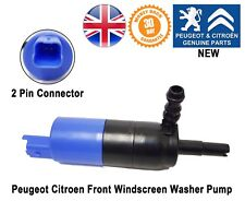 Peugeot Front Headlight Washer Pump 3008 5008 Genuine New 9688006780