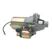 Starter Motor with Solenoid For HONDA GX160 GX200 168F 5.5HP 6.5HP Engine