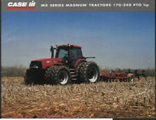 Case International MX Series Magnum Tractor Dealer/'s Brochure GDSD4