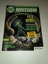 DC Nation 6.  Green Lantern Young Justice Naomi preview VF-NM