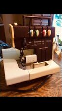 Pfaff Used Electronic Overlock Serger Hobbylock 794 sewing machine w/foot pedal