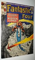 FANTASTIC FOUR #47 3RD INHUMANS KIRBY CLASSIC 1966 VF-