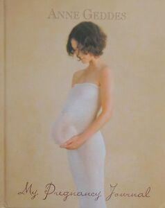 Anne Geddes My Pregnancy Journal Record Keepsake Memories Brand NEW Very Rare