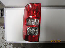 HOLDEN COLORADO RG 6/2012-ON NON LED TAIL LIGHT LEFT HAND NEW