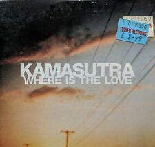 Kamasutra - Where Is The Love (CD 1999) Extended Mix / Supakings Vocal Remix