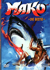 Mako the Jaws of Death , small hardbox , 100% uncut , new , Cover A , Killerhai