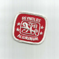 Reynolds Aluminum advertising patch 2-1/2 X 2-3/4 #8224