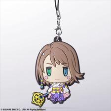 Square Enix Trading Rubber Strap Vol. 4 Cellphone Charm Final Fantasy X 10 Yuna