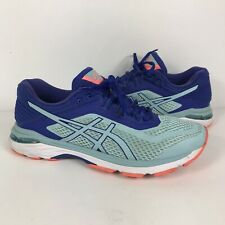 Asics GT 2000 v6 Women's Size 11 Running Shoes Blue Teal T855N