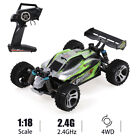 WLtoys A959-A RC Car 4WD 2.4GHz 35KM/h High Speed Racing Off-road Truck RTR X6Q2