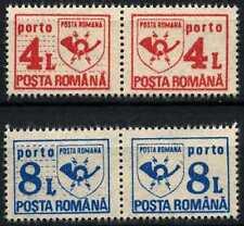 Romania 1992 SG#D5417-8 Postage Dues MNH Set #C168