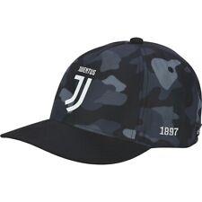 Adidas Cappellino Juve S16 Cap CW Unisex - Art. Dy7530 (camouflage Black/dark G