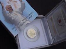VATICANO 2020 2 EURO commemorativo FS PROOF BE PP PAPA GIOVANNI PAOLO II