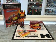 TRANSFORMERS - COMMEMORATIVE SERIES VII - AUTOBOT - RODIMUS PRIME - MIB