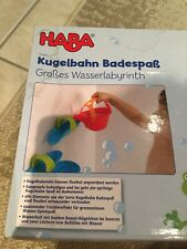 HABA Kugelbahn Badespaß - Großes Wasserlabyrinth, Wasserspielzeug
