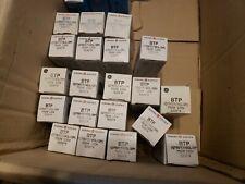 (LB1) 1PC - General Electric BTP Q750T7/4CL/2P  750W-120V 3200k Lamp