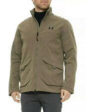 NWT Under Armour Men's Storm Grit Bayou Tan Jacket Size XL