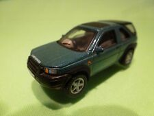 HONGWELL LAND ROVER FREELANDER - GREEN 1:70? - GOOD CONDITION