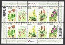 South Africa 2000 Medical Plants Sheetlet