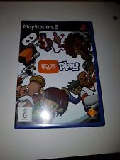 Eye Toy Play - Playstation 2 PS2 Game,PAL very good condition
