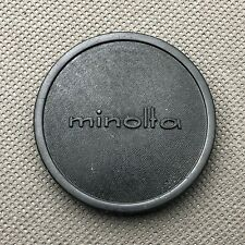 Genuine Minolta 42mm Push On Front Lens Cap for 40.5mm Front