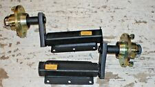 350kg Trailer Suspension Units Complete For EX CLASSIC 10 INCH MINI CAR RIMS