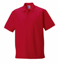Camisas y polos de hombre rojo 100% algodón talla L